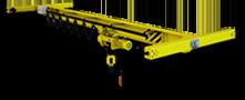 Кран-балка опорная грузоподъемностью 1,0 тонна