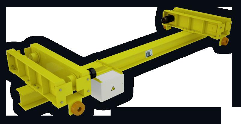 Кран мостовой подвесной однопролетный грузоподъемностью 3,2 тонны