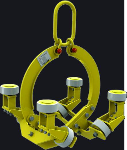 Подвеска троллейная рамная ТПП-421