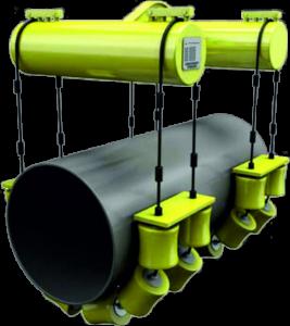 Подвеска троллейная роликоканатная РТП