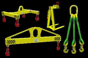 Грузозахватное оборудование (приспособления)
