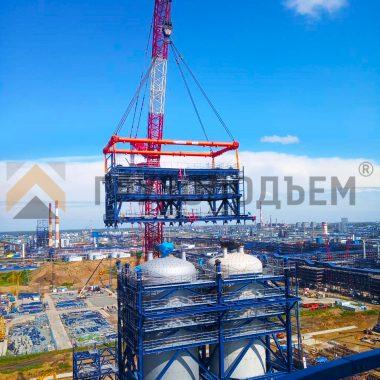 Траверса г/п 400,0 тонн в эксплуатации 3