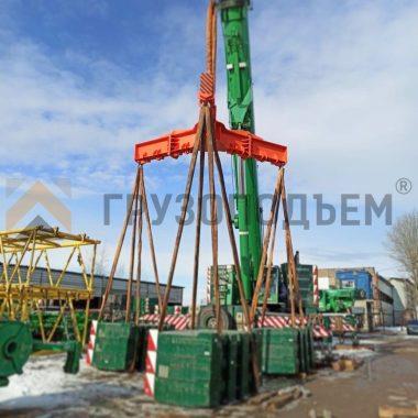 Траверса крестообразная г/п 60,0 тонн 2