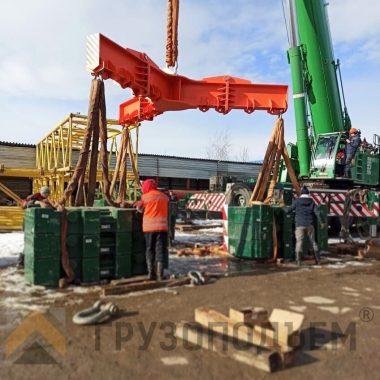 Траверса крестообразная г/п 60,0 тонн 3