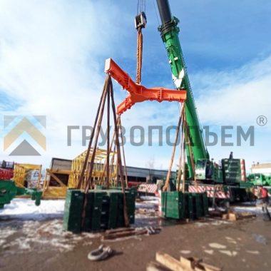Траверса крестообразная г/п 60,0 тонн 4