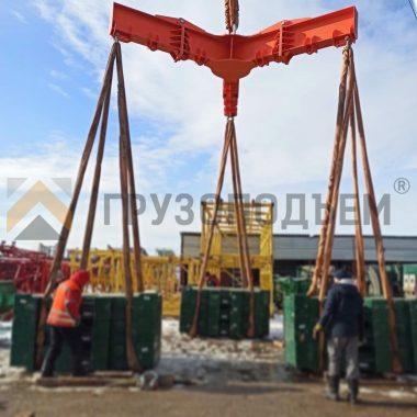 Траверса крестообразная г/п 60,0 тонн