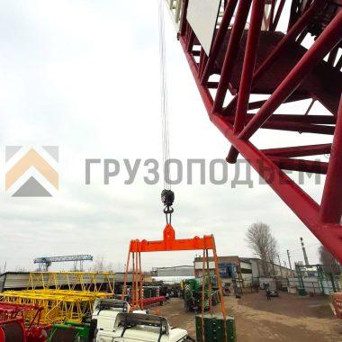 Траверса линейная за центр ТЛЦ г/п 55,0 тонн