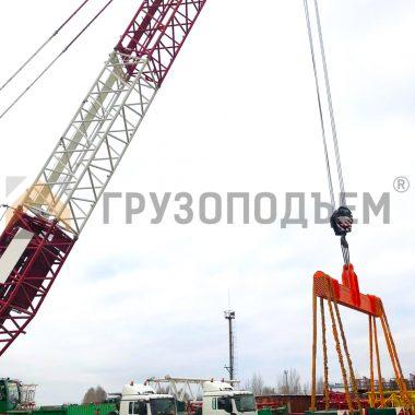 Траверса линейная за центр ТЛЦ г/п 55,0 тонн 2