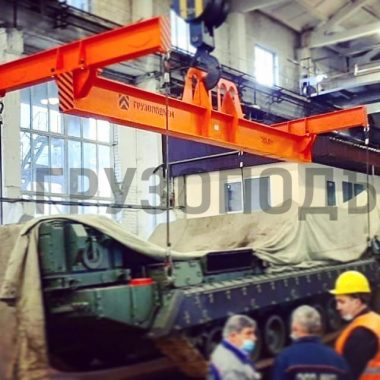 Траверса Н-образная за центр ТНЦ г/п 30,0 тонн