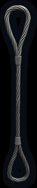 Строп канатный петлевой СКП