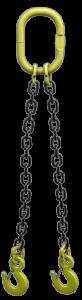 Стропы цепные двухветвевые 2СЦ