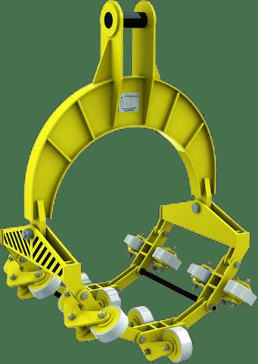 Подвеска троллейная рамная ТПП-1421