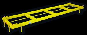 Траверса для контейнеров автоматическая ТрК5