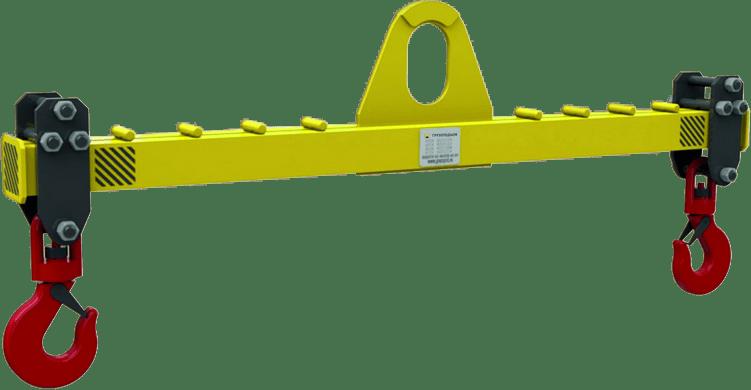 Траверса линейная с переставными обоймами ТЛЦп